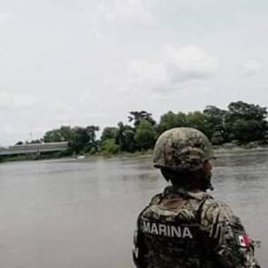 Guardia Nacional se despliega en el Suchiate