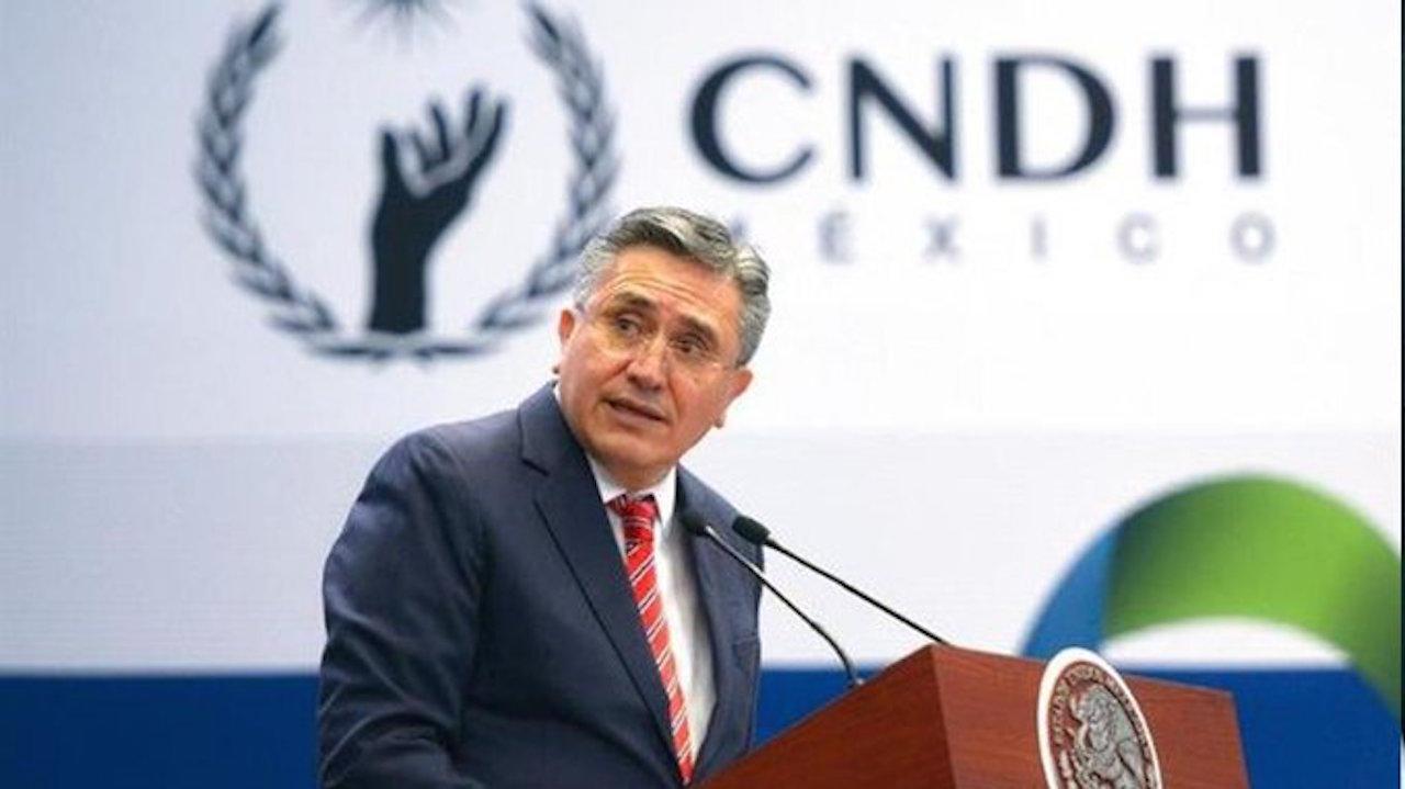 Morena pretende eliminar a la CNDH y poner la Defensoria Publica