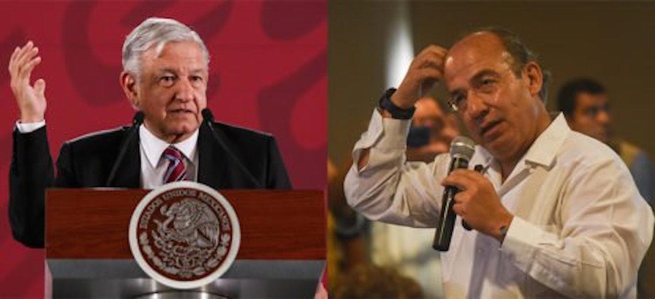Calderon dijo que el dinero de becas para ninis debería ser para policias