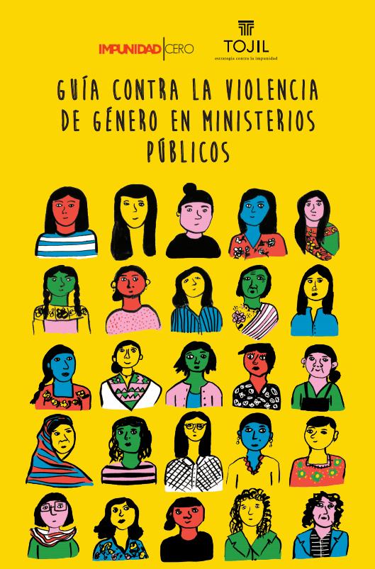 Obligaciones del Ministerio Público ante asuntos de género