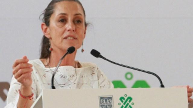Claudia Sheinbaum llamó provocaciones protestas de mujeres
