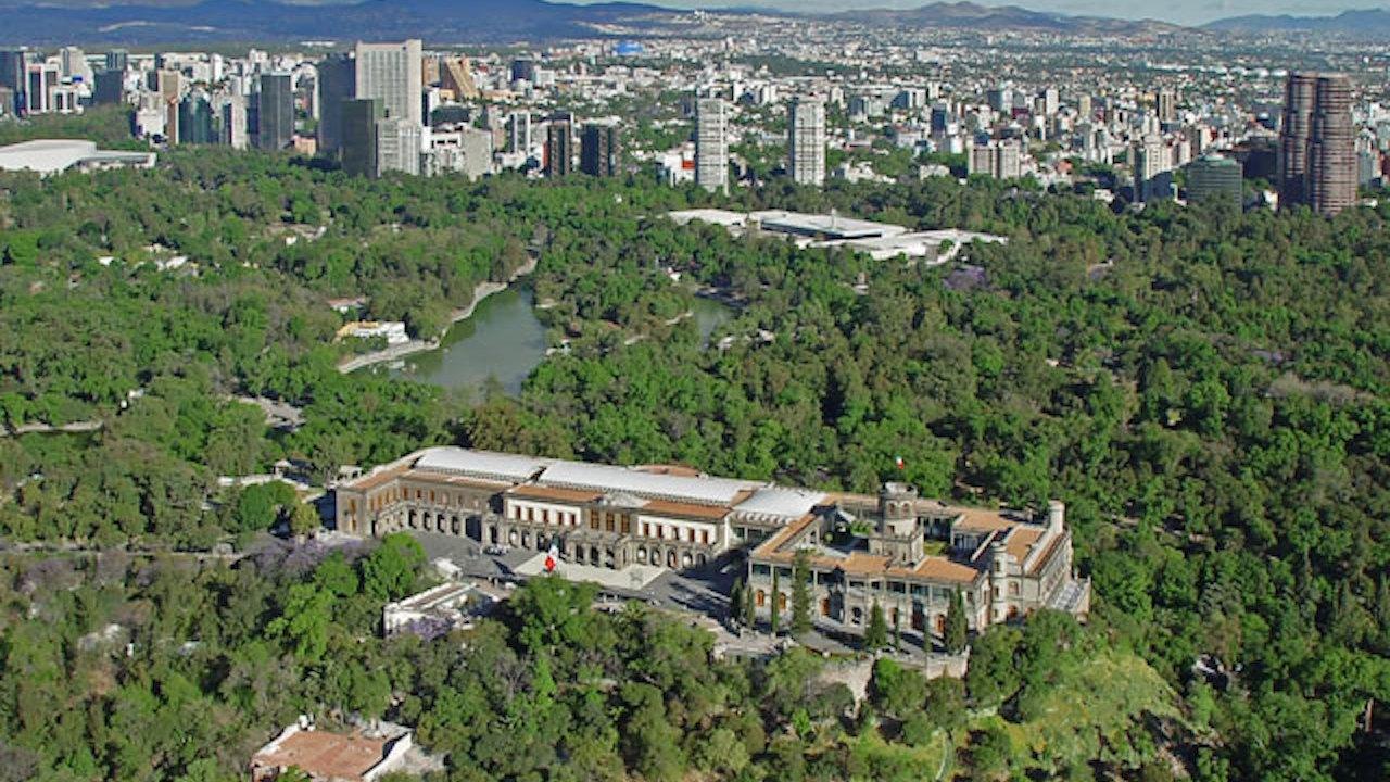 Bosque de Chapultepec es nombrado mejor parque urbano