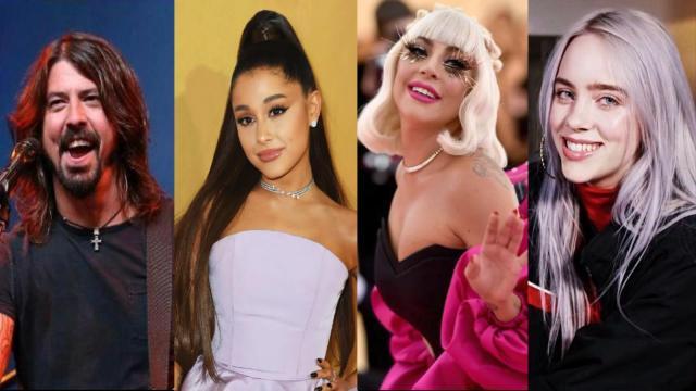 Billie Eilish y Ariana Grande anuncian campaña pro aborto