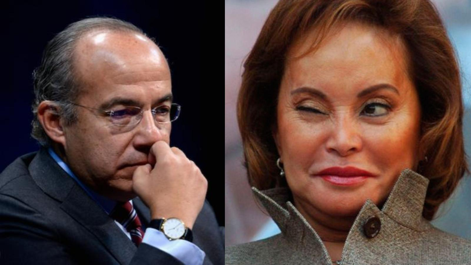 Partido de Elba Esther avanza más que el de Calderón Zavala