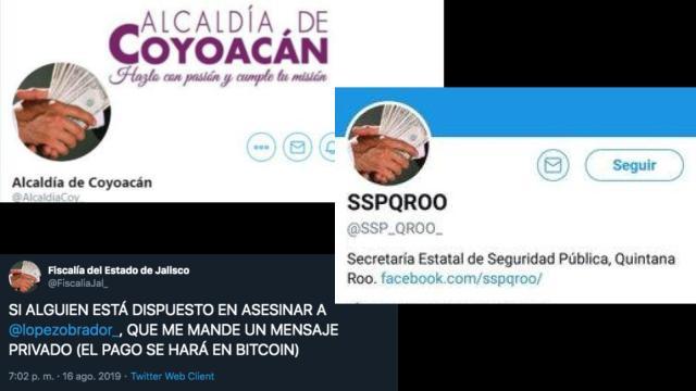 Hackeo a cuentas oficiales de Twitter, campaña internacional