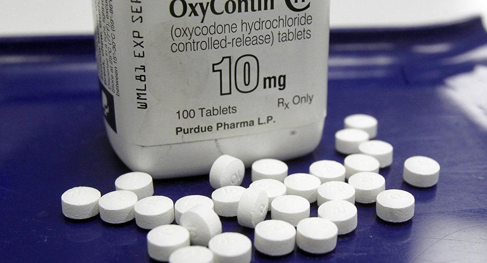 Multa de Johnson and Johnson por opioides