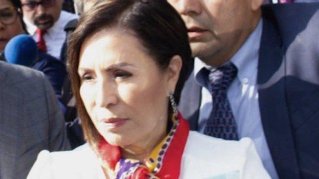 Rosario Robles fue vinculada a proceso
