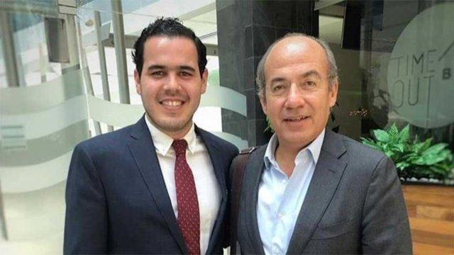 El sobrino de Calderón dejó el congreso porquereprobó alcoholimetro