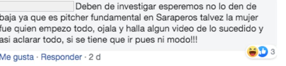 Sergio Mitre fue arrestado por golpear a una mujer