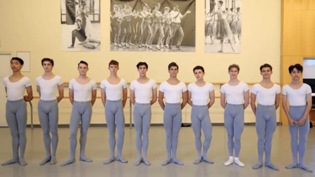 En Canadá: más niños estudian ballet que niñas