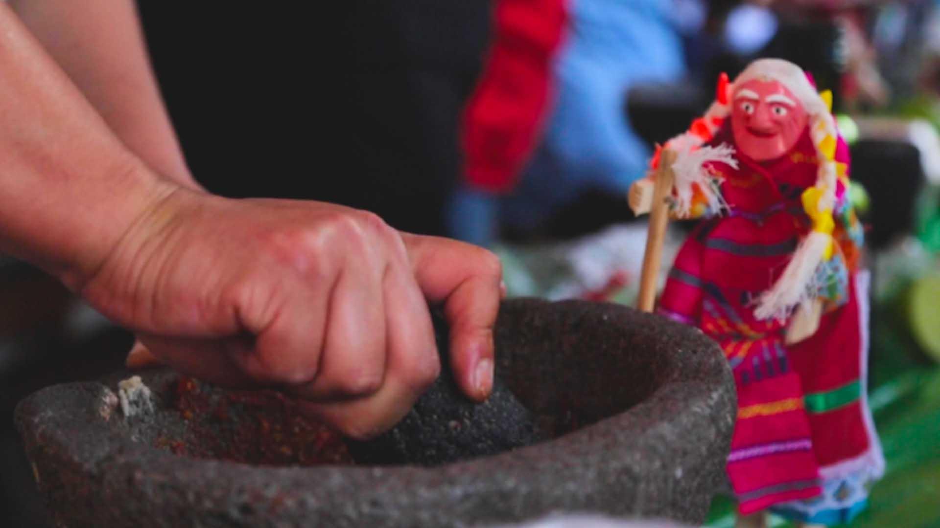 Feria del Chile de Árbol, en Temacapulín (Foto: Alejandro Echevarría / Plumas Atómicas)