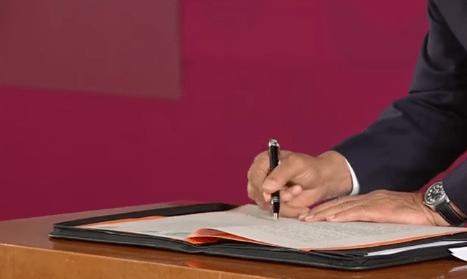 AMLO rechaza propuesta de Charlie Valentino León Flores por reelección