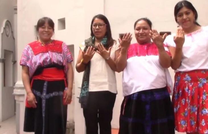 Mujeres indígenas se graduaron de Ingenieras Solares