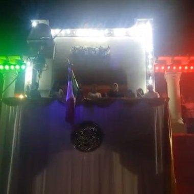 El alcalde de Amacuzac dio el Grito desde la cárcel