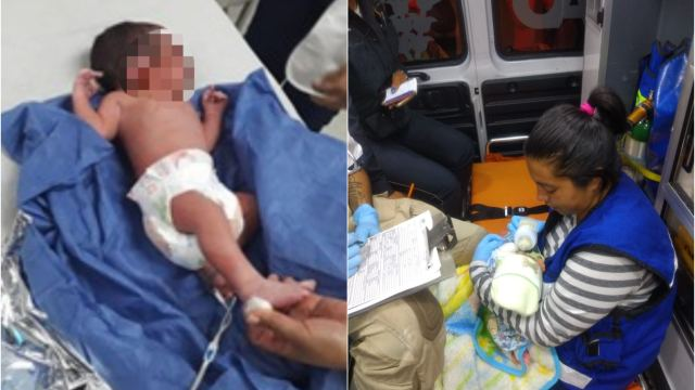 Tres bebés fueron abandonados en CDMX en menos de 24 horas