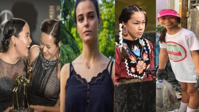 Estas adolescentes y niñas combaten el cambio climático