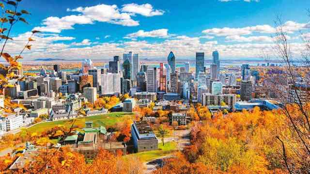 Becas en Canadá para estudiantes mexicanos