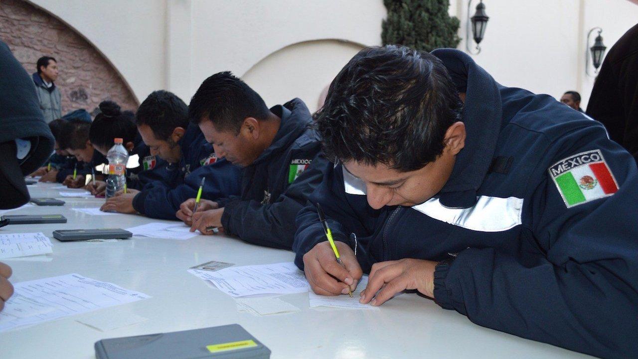 Policias del Centro Historico reprobaron pruebas toxicologicas