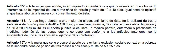En México estos son los estados que buscan despenalizar el a