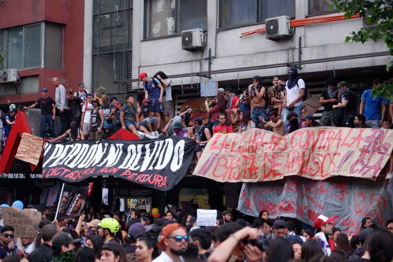 27/10/19, Chile, Protestas, 2019, Sebastian Piñera