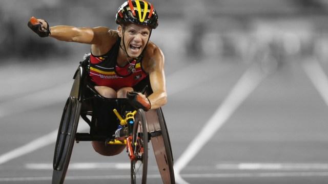 23/10/19, Eutanasia, Atleta Paralímpica, Marieke Vervoort, Bélgica