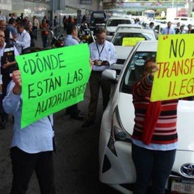 Guardia Nacional vigilará que apps de transporte no lleguen a aeropuertos