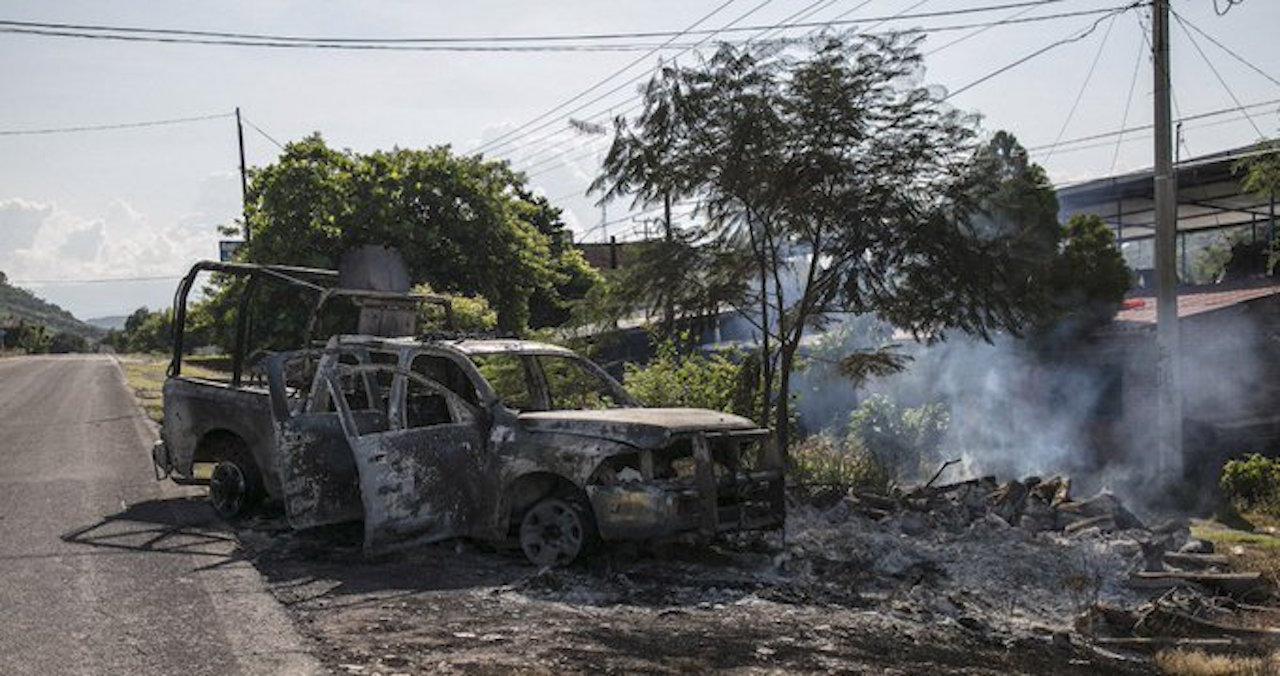 Enfrentamiento en Guerrero dejó 15 muertos
