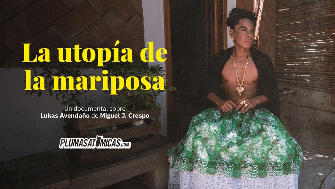 21/10/19, La Utopia Mariposa, Festival Cine Morelia, Documental, Muxe