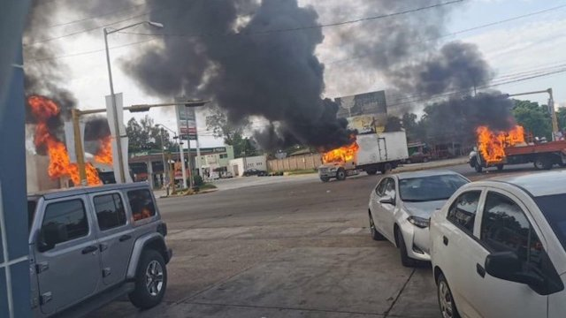Lo que se sabe acerca de la balacera en Culiacán