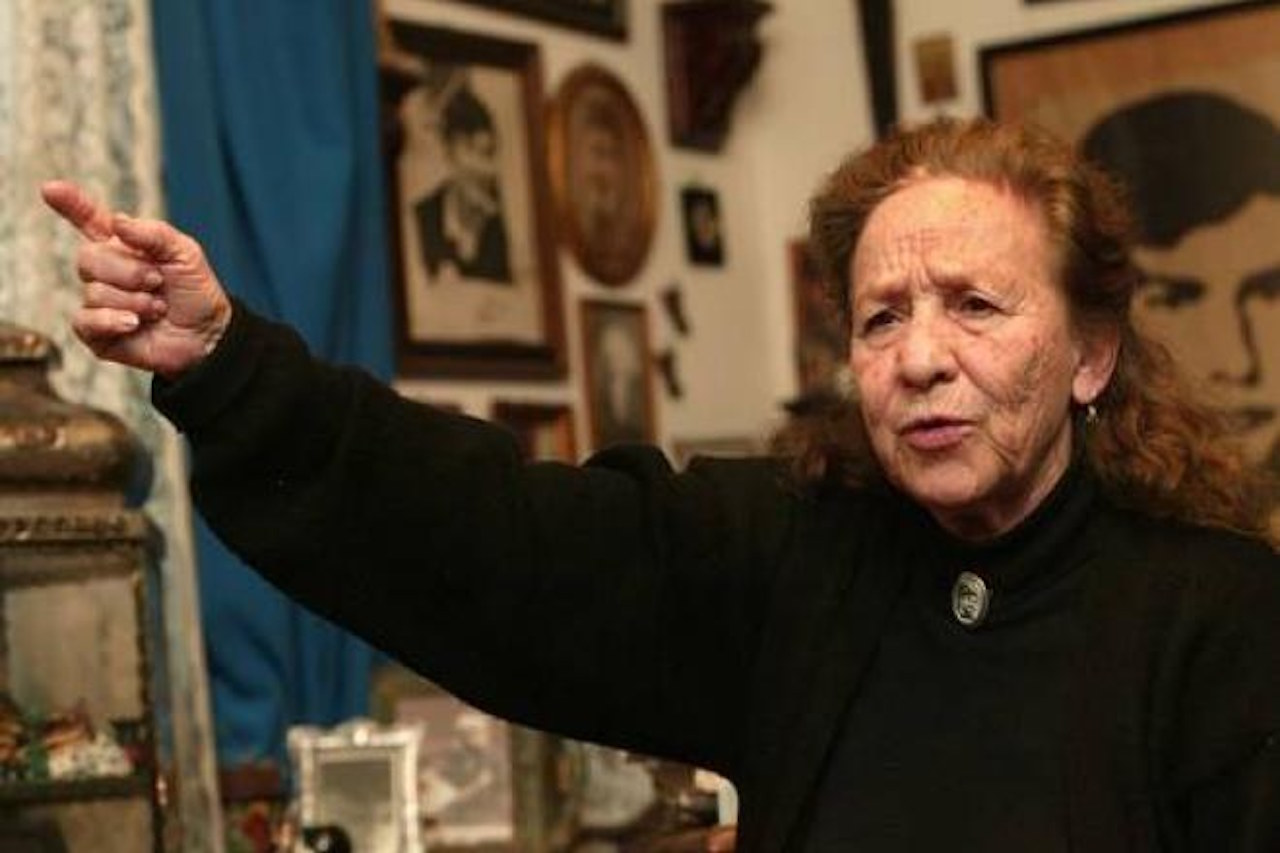 Rosario Ibarra de Piedra gana la Medalla Belisario Domínguez