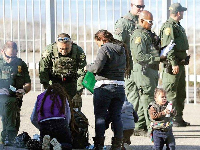 Abusos contra niños migrantes por autoridades de EU