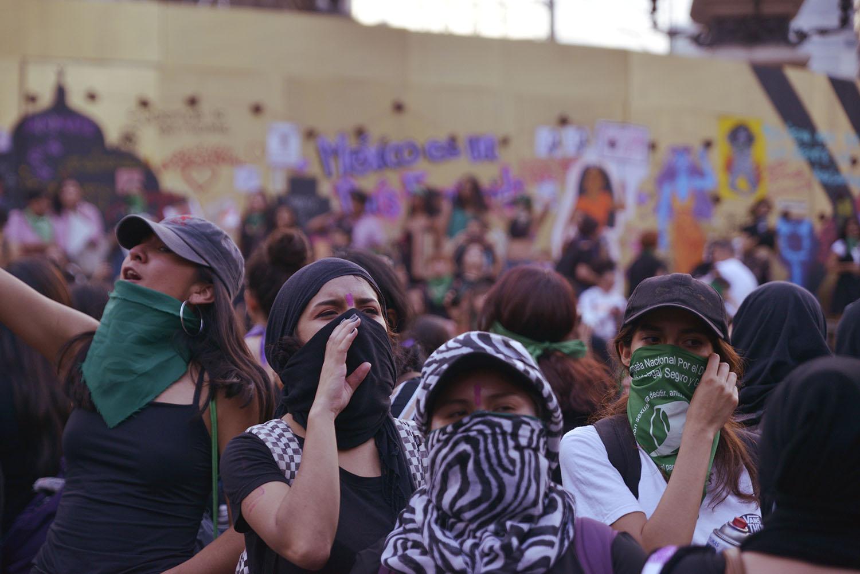 25/11/19, Marcha Feminista, CDMX, 2019, 25 Noviembre