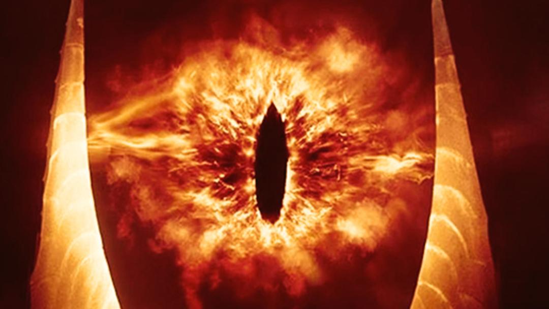 Sauron, Iris, Pupilas, Pigmento