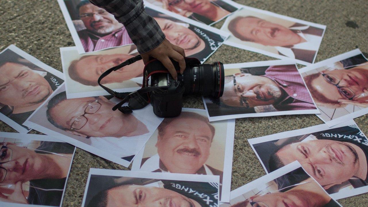 CNDH: México, primer lugar en asesinatos de periodistas