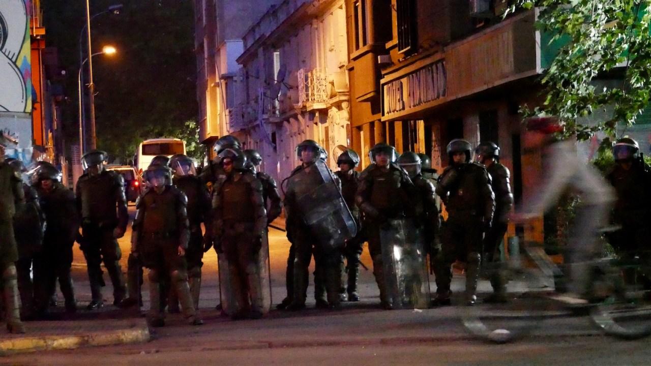 Activistas en Chile son espiados, ven escalada de violencia