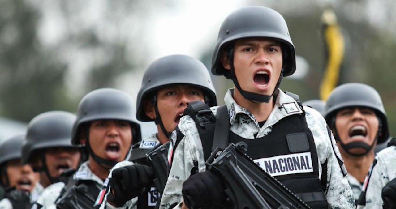 ONU pidió a México que desmilitarice la Guardia Nacional