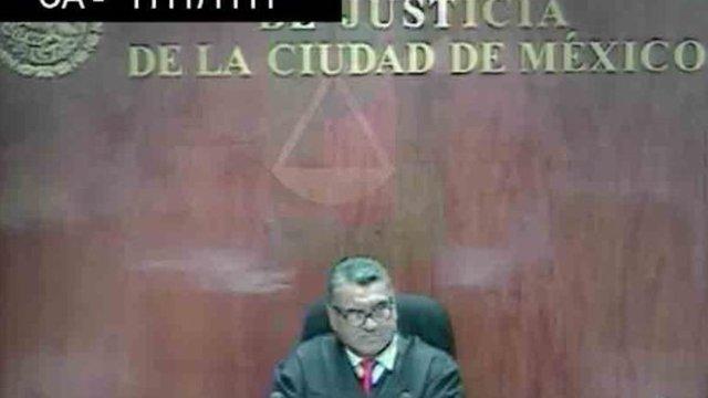 Un juez que ha sido señalado por dejar libres a un violador y a un feminicida