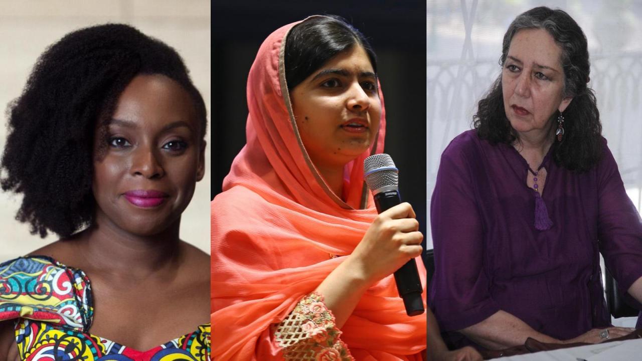 Ellas son las diez feministas más destacadas de la década.