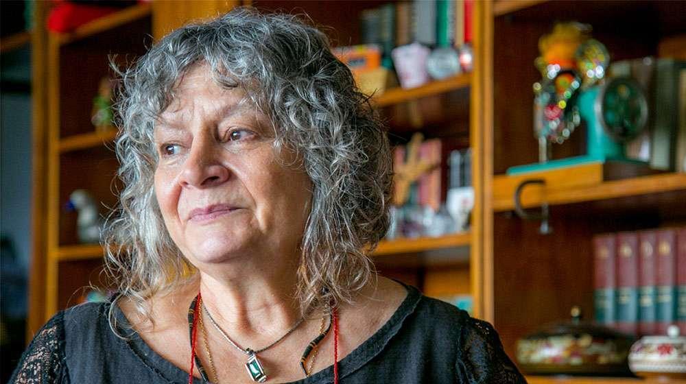 Rita Segato, feminista destacada de la década.