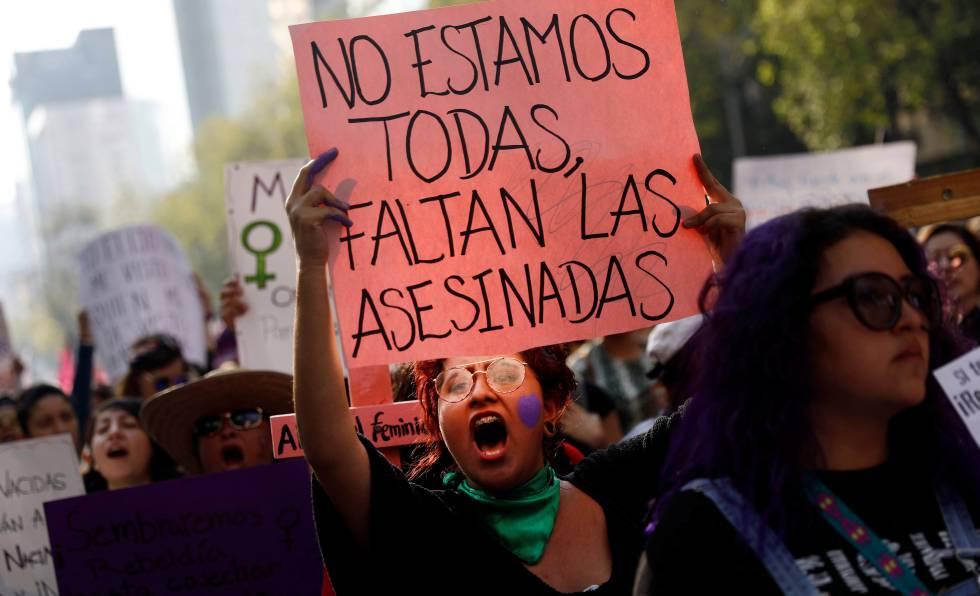 Confirmado: Este Fue El Año Más Violento Para Mujeres En México