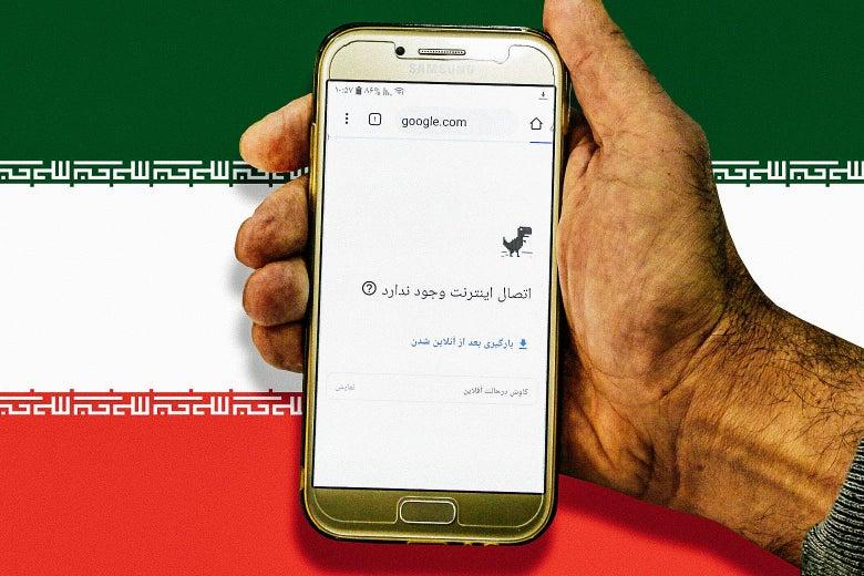 Irán Suspendió Acceso a Internet Ante Nuevas Protestas