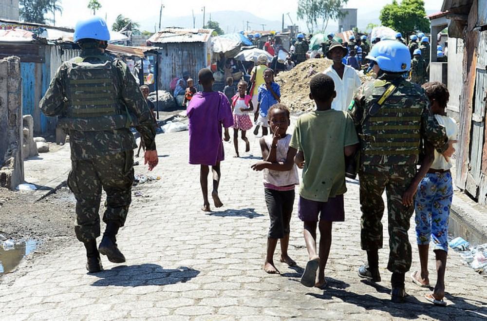 Cascos Azules Abusaron Sexualmente De Mujeres y Niñas En Haití