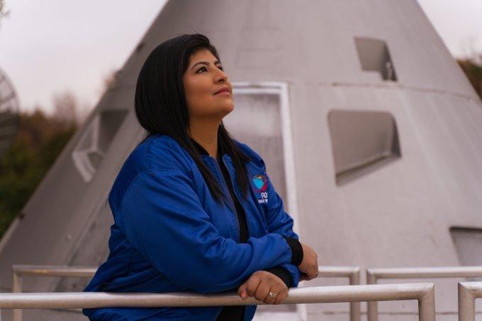 Aracely Quispe la ingeniera astronautica que ha comandado misiones en la NASA