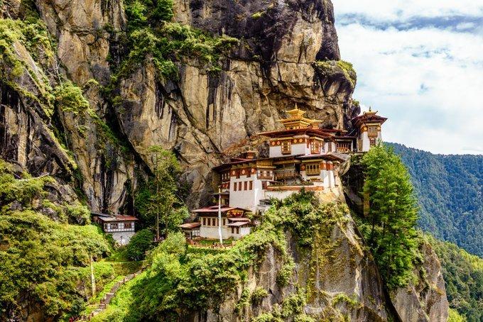 Bután mide el bienestar social mediante la felicidad y no el dinero