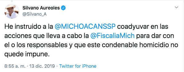 Asesinan A Lorenzo Barajas Exalcalde De Buenavista Tomatlan Michoacan