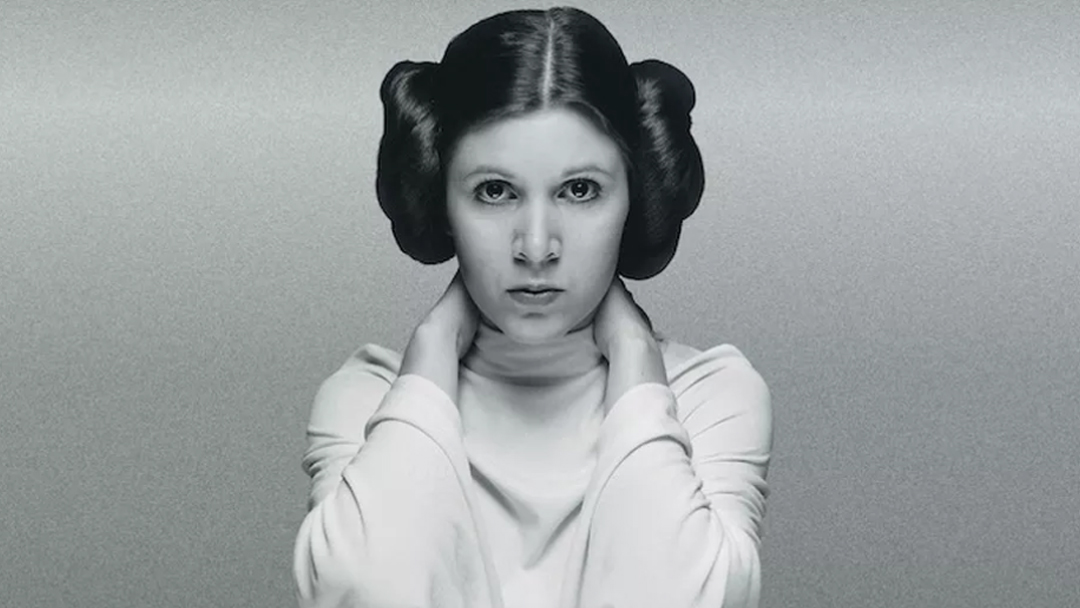 Carrie FIsher Princesa Leia Star Wars