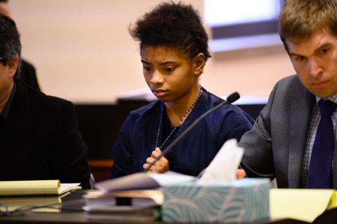 La menor de edad enfrenta una posible cadena perpetua por asesinar a su presunto violador