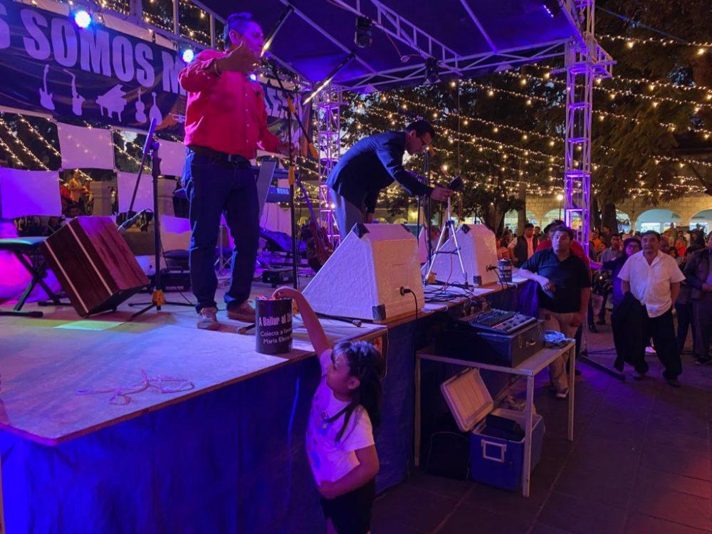 """Concierto """"Todos Somos María Elena"""" Es Organizado Por Músicos En Oaxaca"""