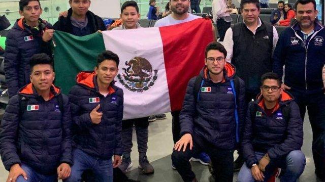 Alumnos Del Conalep Ganan Torneo Mundial De Robotica En China
