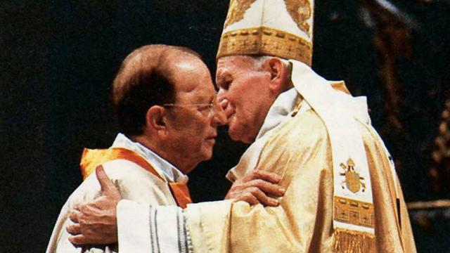 Marcial Maciel Legionarios De Cristo Juan Pablo II